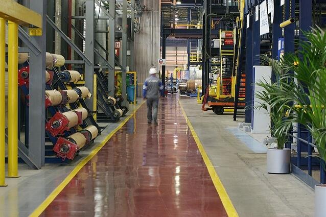 Onderhoudtips voor uw industrievloer